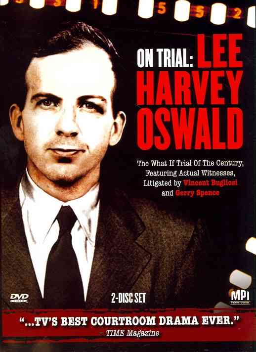 ON TRIAL:LEE HARVEY OSWALD BY OSWALD,LEE HARVEY (DVD)