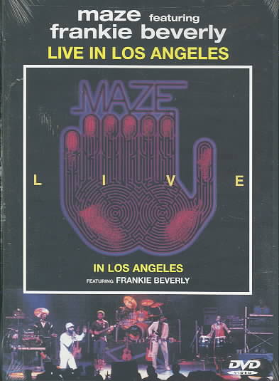 LIVE IN LOS ANGELES BY MAZE (DVD)